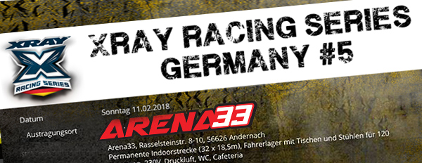 SMI Motorsport News XRS Germany #5 Arena33