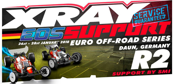 SMI Motorsport News Support bei EOS Runde 2