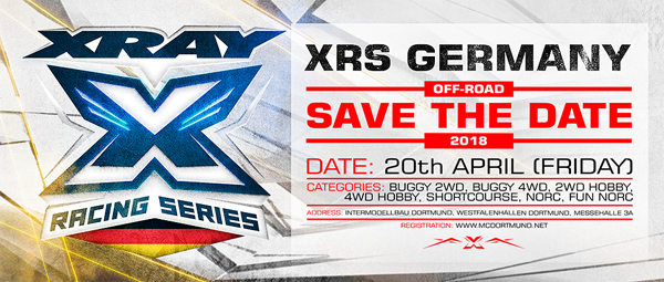 SMI Motorsport News Save the date: XRS Germany OffRoad
