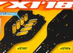 SMI XRAY News X1´18 Flex & Standard Alu Chassis