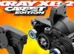 SMI XRAY News Xray XB2C neues Getriebgehäuse