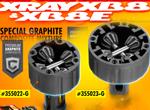 SMI XRAY News XB8  Graphit Diff-Gehäuse V2