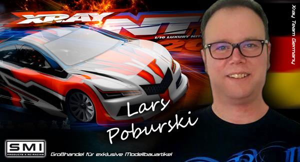 SMI Motorsport News Lars Poburski mit XRAY,SMI ...