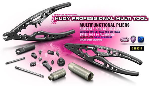 SMI HUDY News HUDY Professionelles Multitool