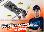 SMI XRAY News XB2 Dirt Rear Suspension Umbausatz
