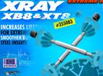 SMI XRAY News XB8 Präzisions- Mitteldiffstifte