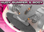 SMI HUDY News HUDY Body Spacer Schaum Set