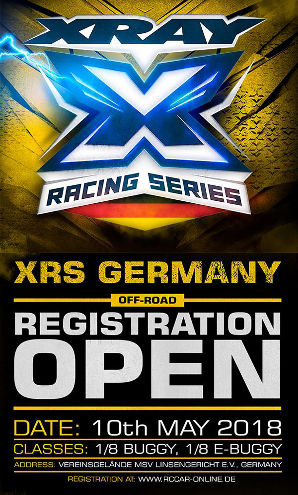 SMI Motorsport News XRS Germany OR8 # Linsengericht