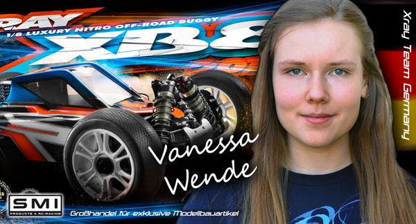 SMI Motorsport News V.Wende weiter mit SMI, XRAY ...