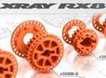 SMI XRAY News Composite Riemenräder Set RX8