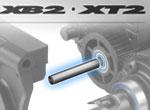 SMI XRAY News Titan Getriebewellen