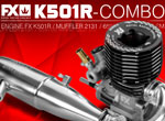 SMI FX-Engines FX K501R Combo