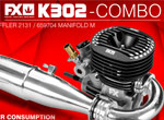 SMI FX-Engines FX K302 Combo