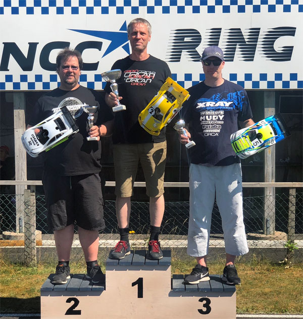 SMI Motorsport News Swedish Nitro Touring series