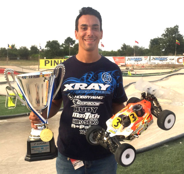 SMI Motorsport News Bruno Coelho European Champion