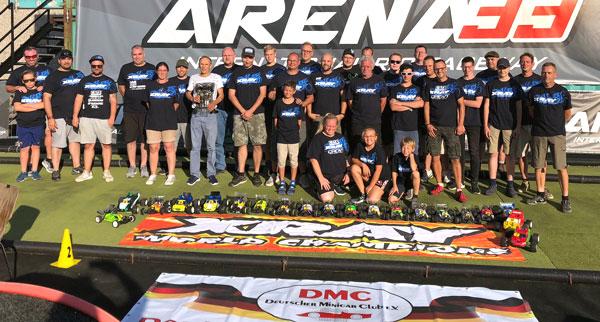 SMI Motorsport News Deutsche Meisterschaft ORE 4WD