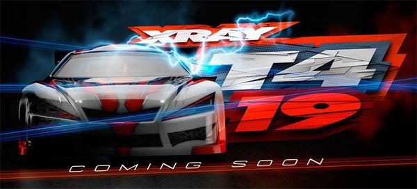 SMI XRAY News XRAY T4 ´2019 Coming Soon