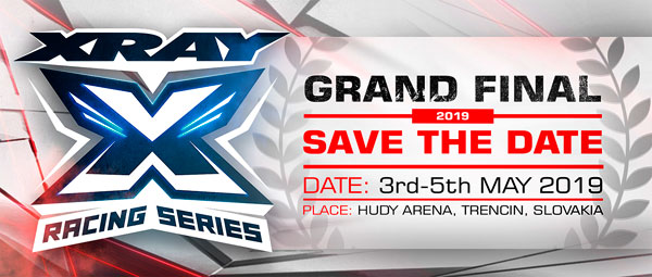 SMI Motorsport News XRAY Racing Series Grand Final