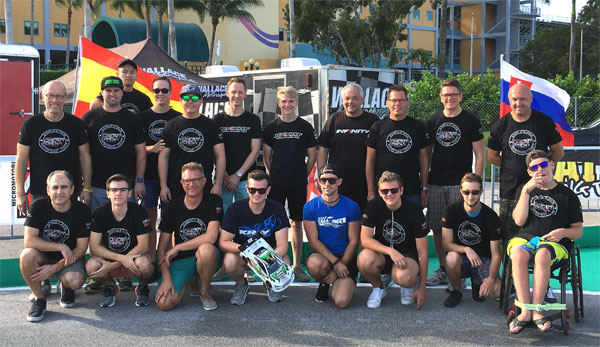 SMI Motorsport News Team Orcan bei der WM 1/10 in Miami
