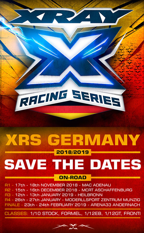 SMI Motorsport News XRS Germany 2018/2019