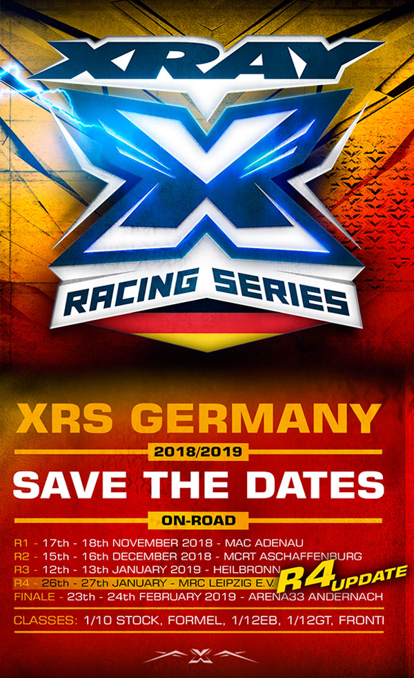 SMI Motorsport News XRS Germany 2018/2019 Update