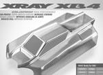 SMI XRAY News XRAY XB4 Body Alpha 4 Leicht