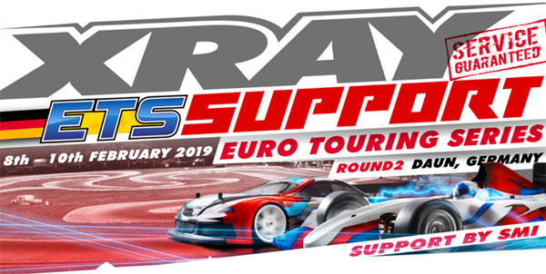 SMI Motorsport News Support by ETS R2 in Daun