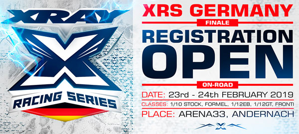 SMI Motorsport News XRS Finale in der Arena33