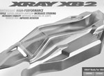 SMI XRAY News XRAY XB2 Body Beta 2 Leicht