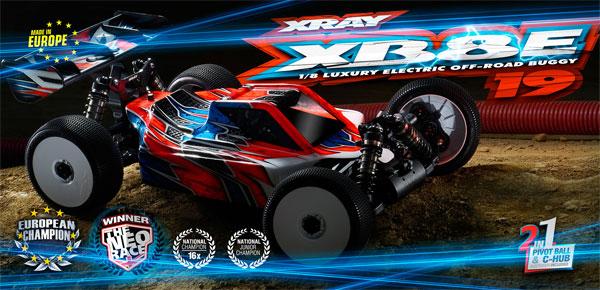 SMI XRAY News XB8E´19  Online now
