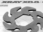 SMI XRAY News Superleichte belüftete Bremsscheibe