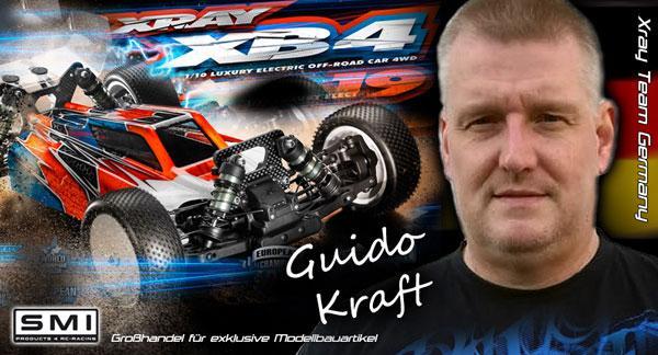 SMI Motorsport News Guido Kraft mit XRAY / SMI ...