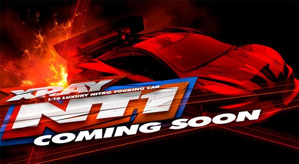 SMI XRAY News XRAY NT1´19 is coming soon.