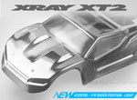 SMI XRAY News XT2 Karosserie & Spoiler Light