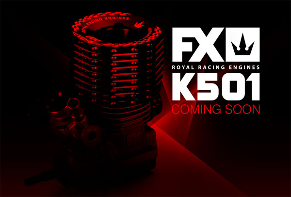 SMI FX-Engines FX Engines K501 Coming soon