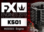 SMI FX-Engines FX Engines K501