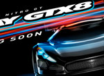 SMI XRAY News XRAY GTX8 is coming soon.