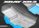 SMI XRAY News Lexan Frontflügel DIV