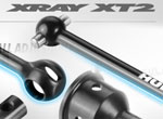 SMI XRAY News XT2 Antriebswelle 95mm,  2,5mm Pin
