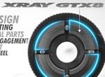 SMI XRAY News GT 4-Schuh Kupplung Komplettset