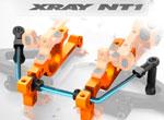 SMI XRAY News Neue Stabis für den Xray NT1´19