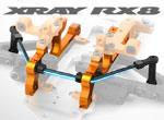SMI XRAY News Neue Stabis für den Xray RX8