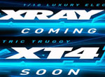SMI XRAY News Xray XT4 1/10 4WD Truggy Coming soon