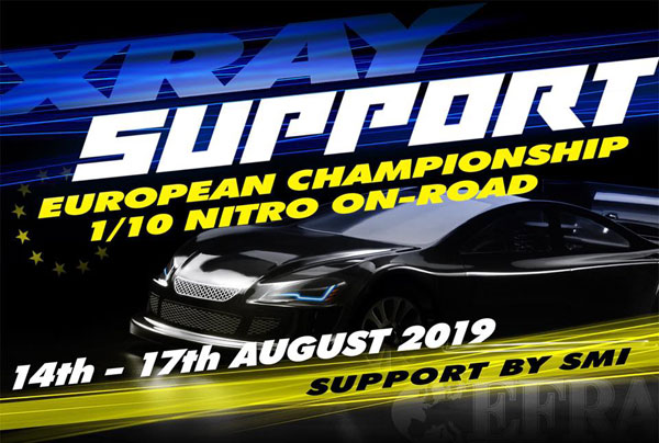SMI Motorsport News Support by EM 1/10 Nitro OnRoad