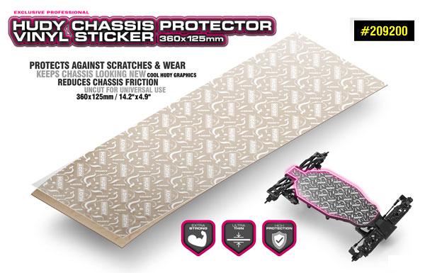 SMI HUDY News HUDY Vinyl Chassis Protector