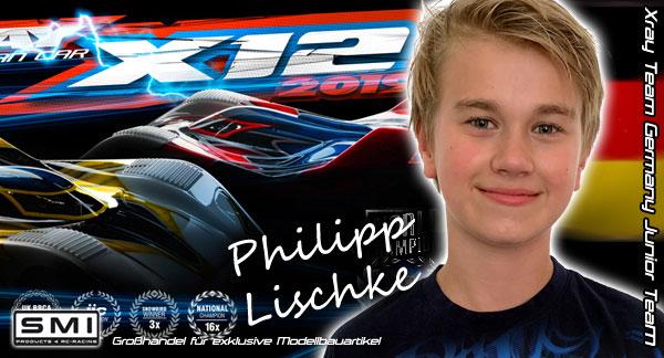 SMI Motorsport News Philipp Lischke mit XRAY / SMI ...