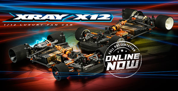 SMI XRAY News New X12 ´20 Online now
