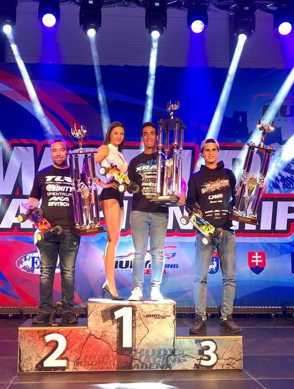 SMI Motorsport News B.Coelho & XB4 is World Champion