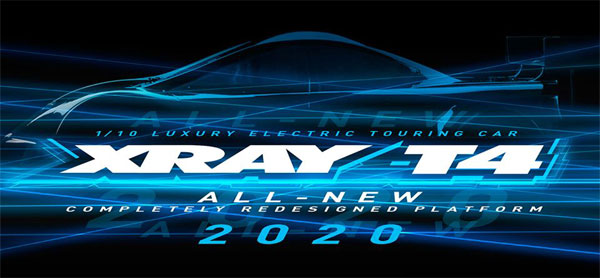 SMI XRAY News XRAY T4´20 coming soon