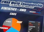 SMI Motorsport News 4WD Statistik WM 2019